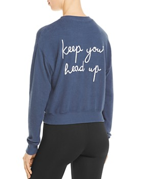 Spiritual Gangster - Malibu Head Up Sweatshirt