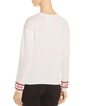 Spiritual Gangster - Savasana Give Love Sweatshirt