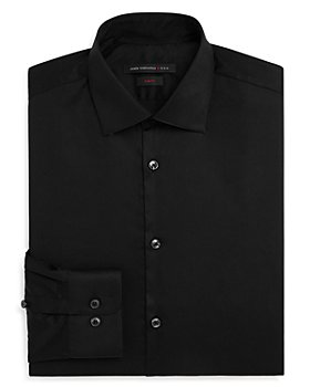 John Varvatos Star USA - Solid Slim Fit Dress Shirt