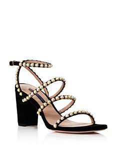 Stuart Weitzman - Women's Perrine High-Heel Sandals