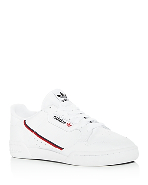 Adidas Men's Continental 80 Leather Low-Top Sneakers