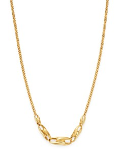 "Marco Bicego - 18K Yellow Gold Legami Link Necklace, 16.5"" - 100% Exclusive"