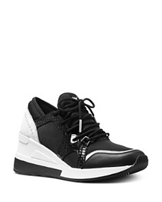 MICHAEL Michael Kors - Women's Liv Lace-Up Sneakers