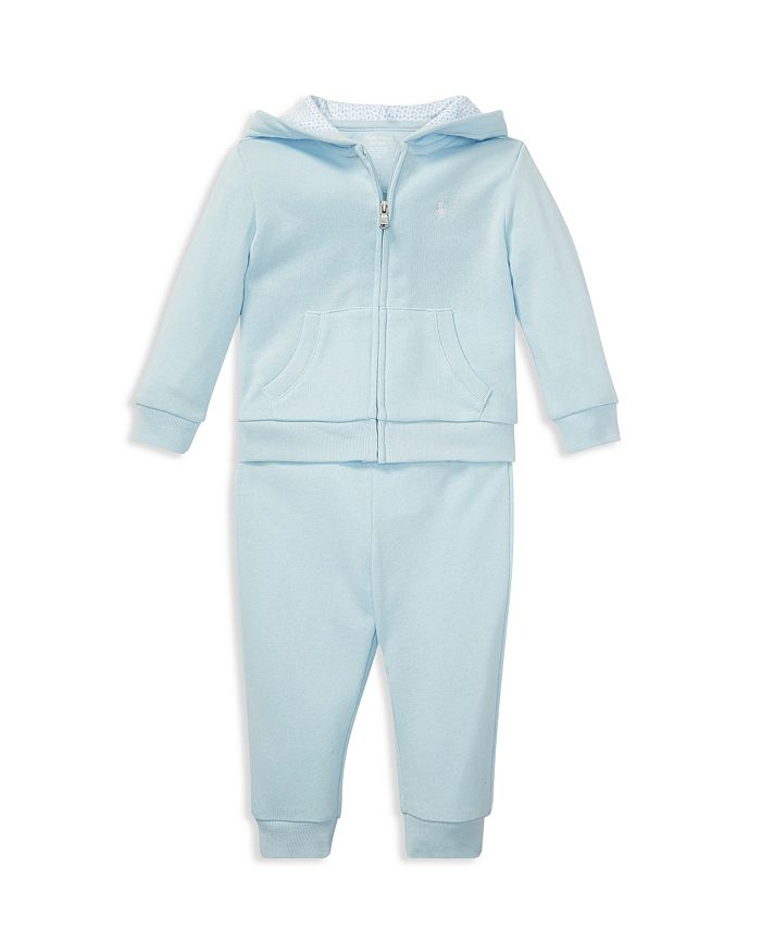 Ralph Lauren - Boys' French Terry Hoodie & Jogger Pants Set - Baby
