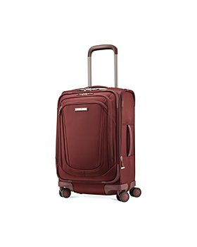 "Samsonite - Silhouette 16 Softside 22"" Expandable Carry-On Spinner"