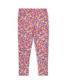 Ralph Lauren - Girls' Floral Print Leggings - Little Kid