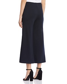 Bailey 44 - Pilot Boat Ponte Wide-Leg Pants