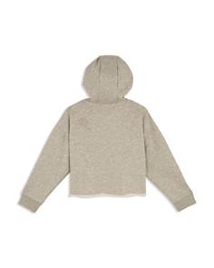 Hudson - Girls' Willa Floral-Embroidery Hooded Sweatshirt - Big Kid