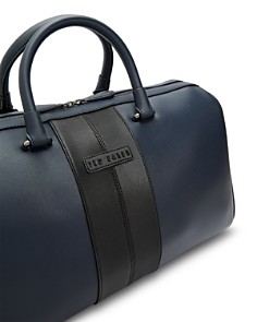 Ted Baker - Sling Twill Pu Holdall