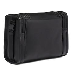 Tumi - Alpha 3 Leather Hanging Travel Kit