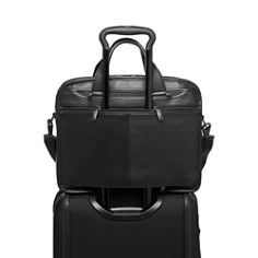 Tumi - Alpha 3 Leather Organizer Brief