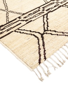 """Solo Rugs - Fes Moroccan Runner Rug, 3'2"""" x 10'2"""""""