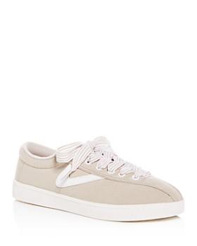 buy popular c843a 6f49c Tretorn - Women s Nylite Plus Low-Top Sneakers ...