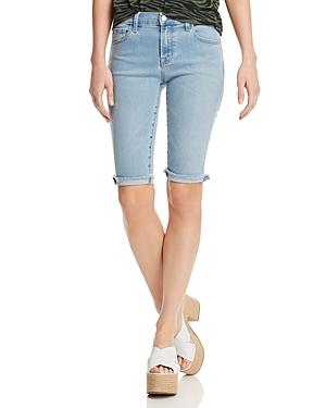 J Brand Shorts 811 DENIM BERMUDA SHORTS IN VERITY