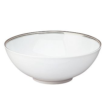"Philippe Deshoulieres - ""Excellence Grey"" Salad Bowl, Large"