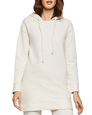 Bcbgeneration Dresses BCBGENERATION HOODED SWEATSHIRT DRESS