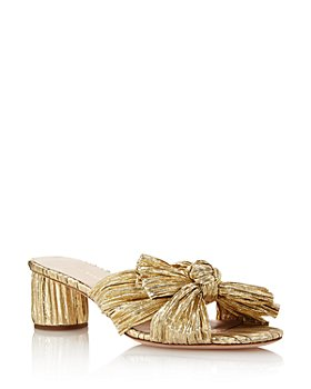Loeffler Randall - Women's Emilia High-Heel Slide Sandals