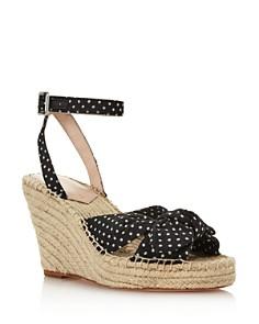 Loeffler Randall - Women's Tessa Espadrille Wedge Sandals