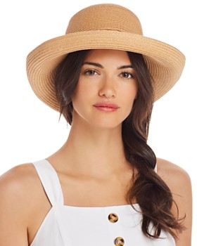 August Hat Company - Braided-Trim Sun Hat