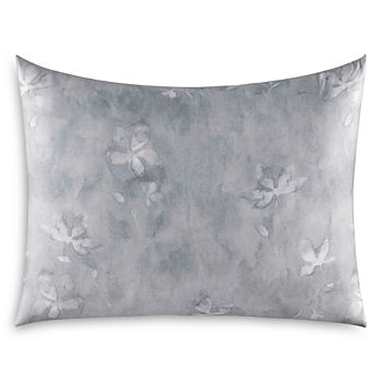 Vera Wang - Ghost Floral Percale Standard Sham - 100% Exclusive