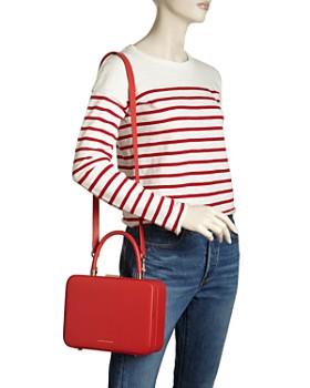 Tammy & Benjamin - Vanity Leather Shoulder Bag