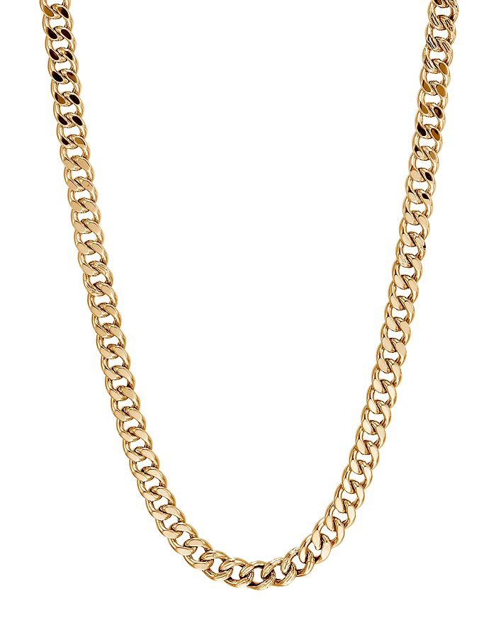 JOHN HARDY - 18K Yellow Gold Classic Chain Link Necklace, 26""