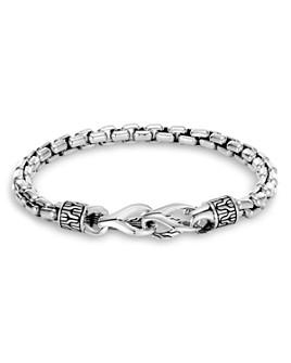 JOHN HARDY - Sterling Silver Classic Chain Bracelet