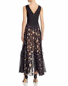 Rebecca Taylor - Daniella Floral Maxi Dress