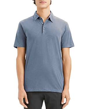 Theory Bron Regular Fit Polo Shirt - 100% Exclusive