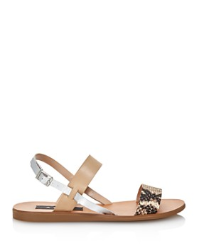 AQUA - Women's Sam Strappy Sandals - 100% Exclusive