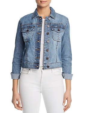 Kut from the Kloth Amelia Denim Jacket-Women