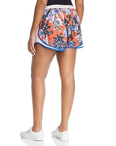 Nike Plus - Printed Drawstring Shorts