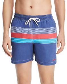 Barbour - Rydal Striped Swim Shorts