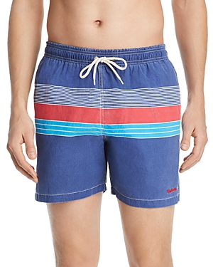 Barbour Shorts RYDAL STRIPED SWIM SHORTS