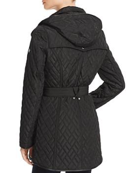 Calvin Klein - Belted Quilted Jacket