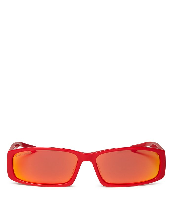 73afed6b4f Balenciaga - Women s Rectangular Sunglasses