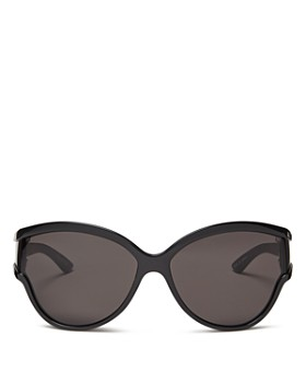 bf98eac59e Balenciaga - Women s Oversized Cat Eye Sunglasses