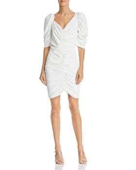 Ronny Kobo - Urbania Ruched Dress