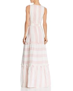 Paper London - Zoe Spellbound Striped Maxi Dress