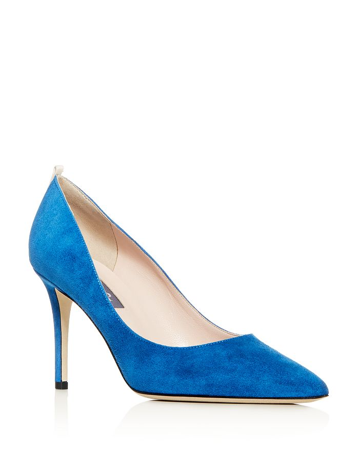 SJP by Sarah Jessica Parker - Women's Fawn Pointed-Toe Pumps - 100% Exclusive