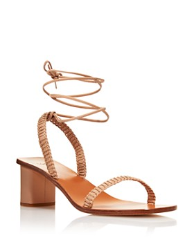 LoQ - Women's Leona Leather Sandals