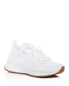 PUMA - Women's x SG Runner Knit Lace-Up Sneakers