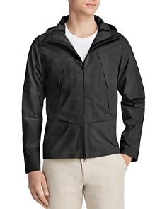 Descente Allterrain - Perforated SCHEMATECH Hooded Jacket