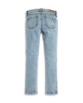 BLANKNYC - Girls' Hippie Skinny Jeans - Big Kid