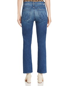MOTHER - The Dutchie Straight-Leg Jeans in Lure Me In