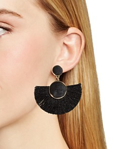 BAUBLEBAR - Marinella Fringe Drop Earrings