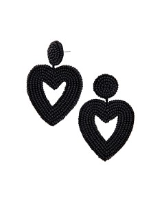 BAUBLEBAR - Vionnet Heart Drop Earrings