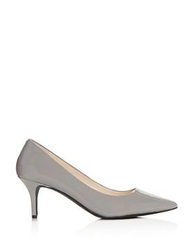 Cole Haan - Women's Marta Pointed-Toe Mid-Heel Pumps