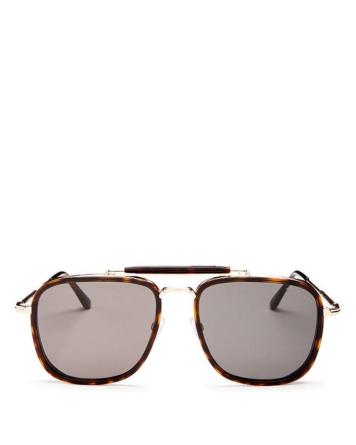 a2cf448ab8 Tom Ford - Men s Huck Brow Bar Aviator Sunglasses