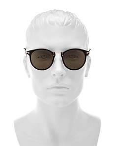 Tom Ford - Men's Jamieson Round Sunglasses, 51mm